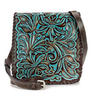 Patricia Nash Tooled Turquoise Collection